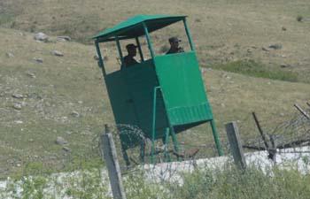 Таджикистан отпустил киргизских браконьеров на свободу
