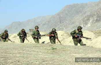 На киргизско-таджикской границе произошла очередная перестрелка