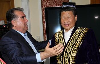 Китай инвестирует в экономику Таджикистана $6 млрд