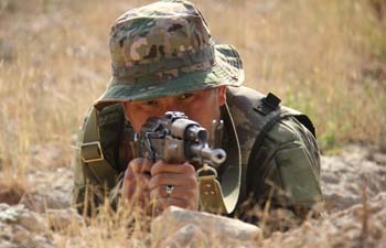 Силы специального назначения уничтожили боевиков на юге Киргизии