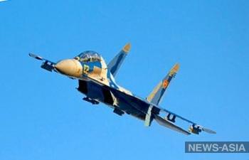 В Казахстане найдены тела летчиков разбившегося Су-27
