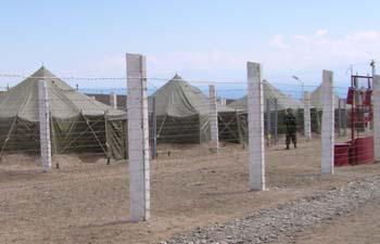 Туркменистан отгородится от афганских боевиков колючей проволокой