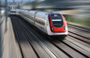 Китай и Россия займутся строительством скоростной железной дороги «Москва – Пекин»