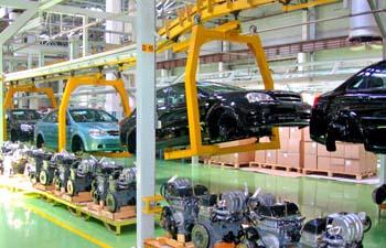 Казахстан намерен поставлять в Алтайский край автомобили собственной сборки