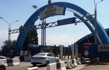 Казахстан закрыл границу с Киргизией в связи с антитеррористическими учениями