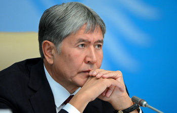 Президент Киргизии обвинил журналистов в создании негативного имиджа страны