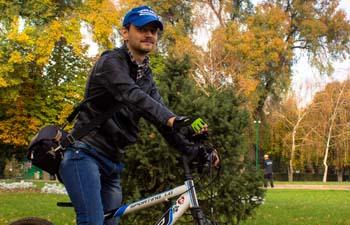 В Бишкеке завершили велосезон-2014
