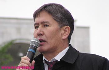 Атамбаев: «Таможенный Союз - наименьшее из зол для Киргизии»