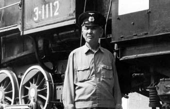 Ветеран ВОВ проработал на железной дороге более 60 лет