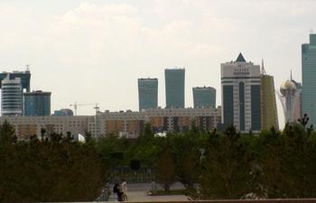 Астана может стать одним из самых развитых городов мира