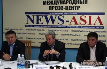 Мадумаров, Ташиев и Келдибеков объединятся в одну партию