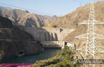 На Токтогульской ГЭС вышел из строя один из гидроагрегатов