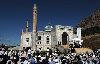 В Киргизии участились кражи в мечетях