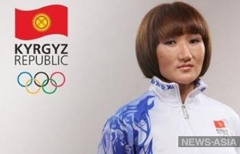 Борец из Киргизии впервые вошла в топ-5 рейтинга лучших борцов мира