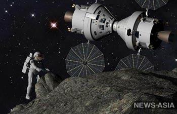 Китай планирует провести две миссии на Марс и приземлиться на астероид