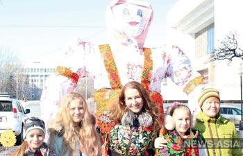 В Бишкеке с размахом отметили проводы зимы