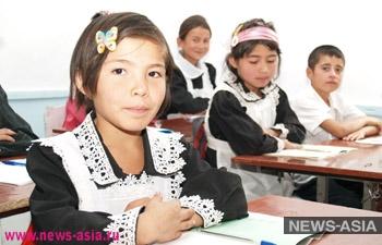 Подаренная Туркменистаном Астраханской области школа готова на 70%