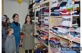В Казахстане работают магазины с бесплатными товарами