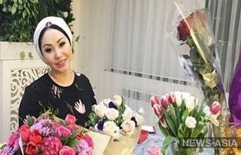 Казахская певица Каракат отпраздновала День рождения в мечети