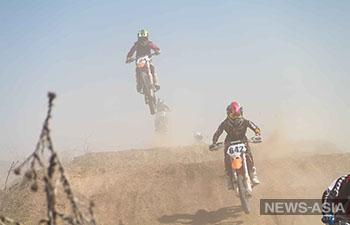 В Киргизии подвели итоги I этапа «Кубка Содружества по мотокроссу»