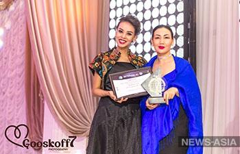 В Киргизии наградили лауреатов «Most Fashionable Awards-2016»