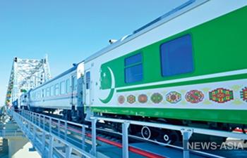 Туркменистан отдаст Узбекистану на ремонт свои вагоны и самолеты