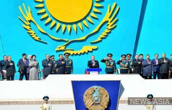 Казахстан показал миру военную мощь, проведя самый крупный военный парад в истории страны