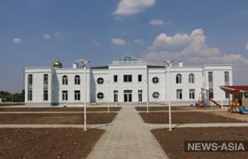 Туркменистан подарил Молдове детский сад
