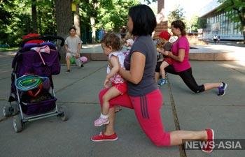 Как поддерживать хорошую физическую форму и одновременно заботиться о своем любимом малыше?