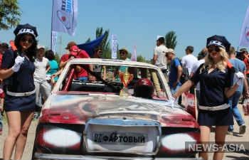 В Киргизии завершилась «Автобитва 2017»