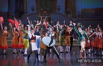 В Казахстане пройдет премьера балета «Дон-Кихот» под открытым небом
