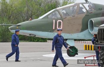 Россия усиливает свои военные базы в Киргизии и Таджикистане