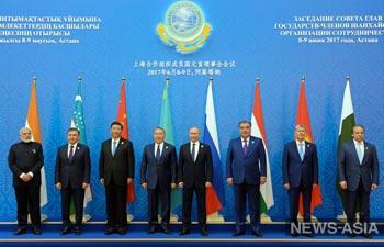 Саммит в Казахстане стал местом рождения новой «большой восьмерки» ШОС