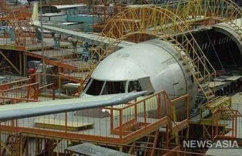 Российская Федерация собирается активно осваивать рынок производства самолетов