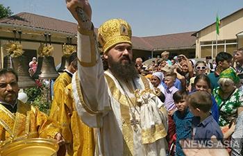 В Туркменистане открыли новый православный храм