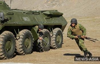 В Сирию могут отправить солдат из Казахстана и Киргизии