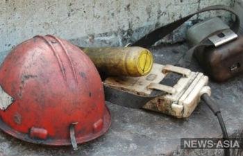 В Киргизии шахтеры села Ак-Тюз объявили бессрочную забастовку