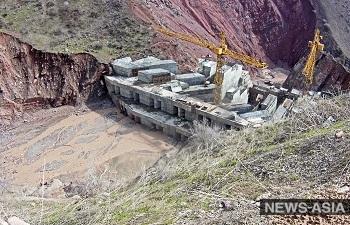 Ташкент согласился на возведение Рогунской ГЭС в Таджикистане