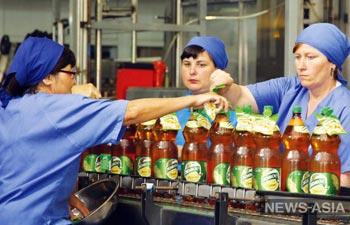 Как работает один из ведущих пивоваренных заводов Киргизии?