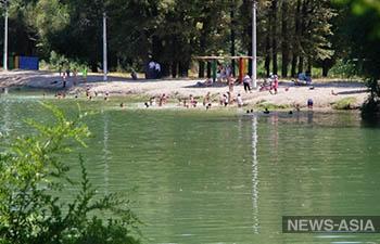 В Бишкеке можно открывать купальный сезон - заработали очищенные крупные водоемы