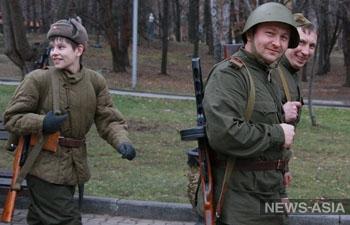День Победы отпраздновали в России
