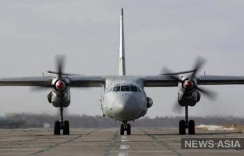 Минобороны России передаст вооруженным силам Киргизии два самолета Ан-26