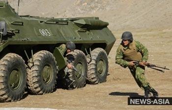 Таджикистан опровергает переброску военных на север страны