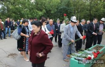 В России и Киргизии почтили память  граждан, погибших в пожаре в московской типографии