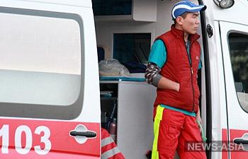 Восстановлен телефонный кабель бишкекской скорой помощи