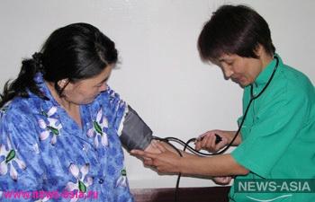 Более 50% смертей в Киргизии происходит из-за сердечно-сосудистых заболеваний