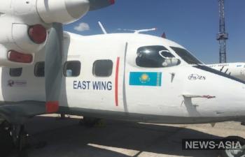 В Казахстане упал самолет санавиации, погибли граждане Казахстана и Киргизии