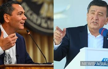 Бабанов напомнил Атамбаеву о том, что выборы должны быть честными