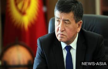 ЦИК Киргизии объявил предварительные итоги президентских выборов:  лидирует Сооронбай Жээнбеков