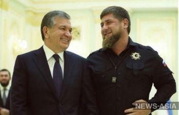 Чеченский президент Рамзан Кадыров стал первокурсником медресе в Узбекистане